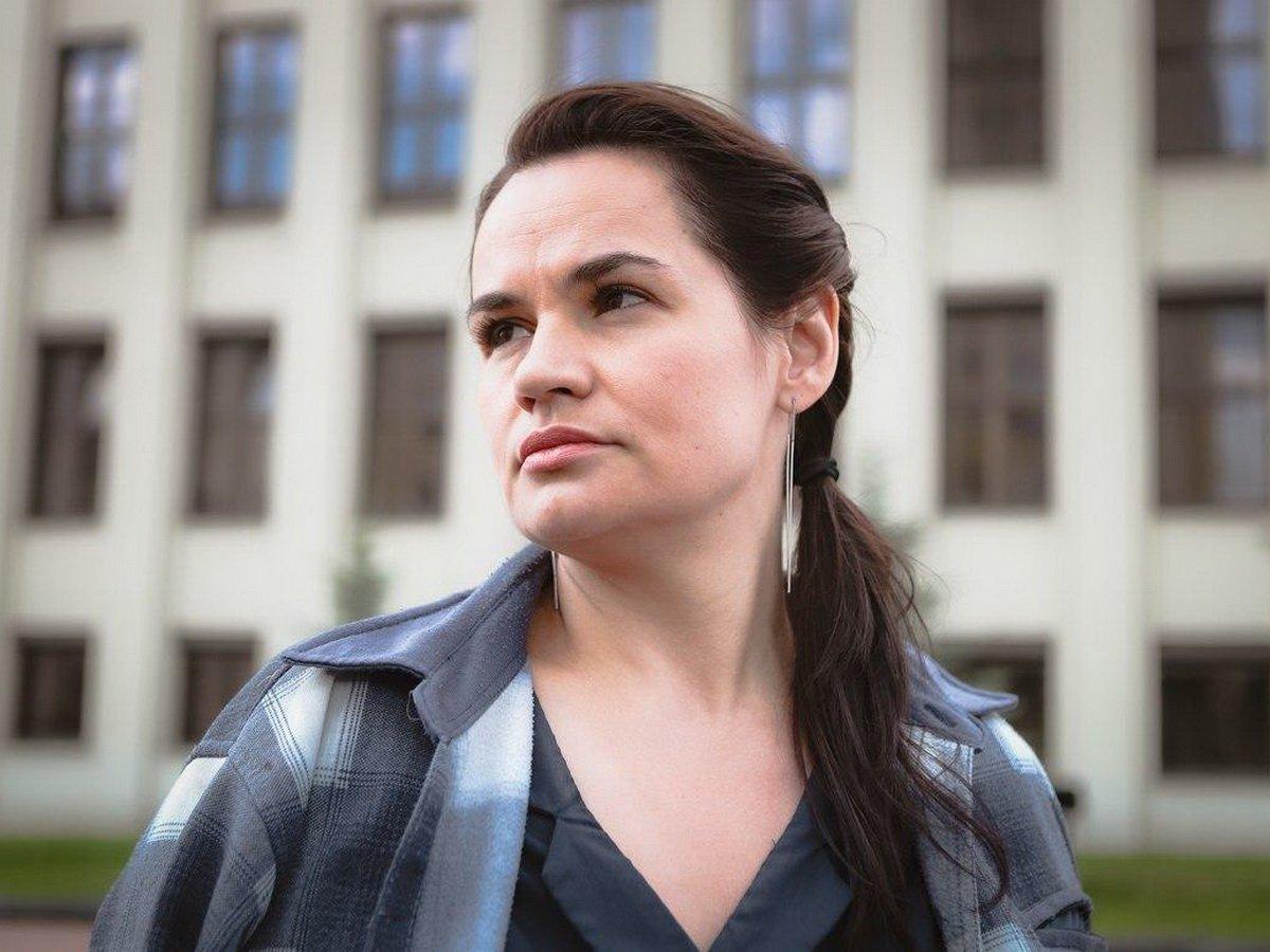 Тихановская заявила о готовности стать нацлидером