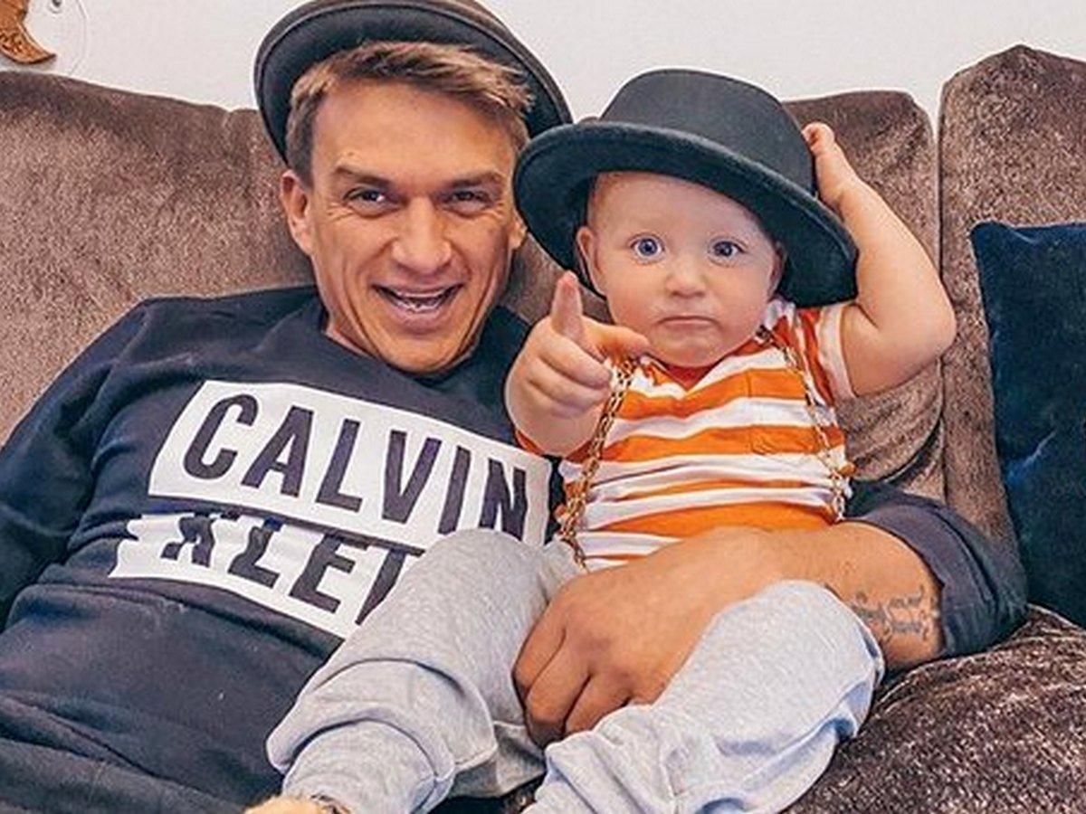 Топалов с сыном