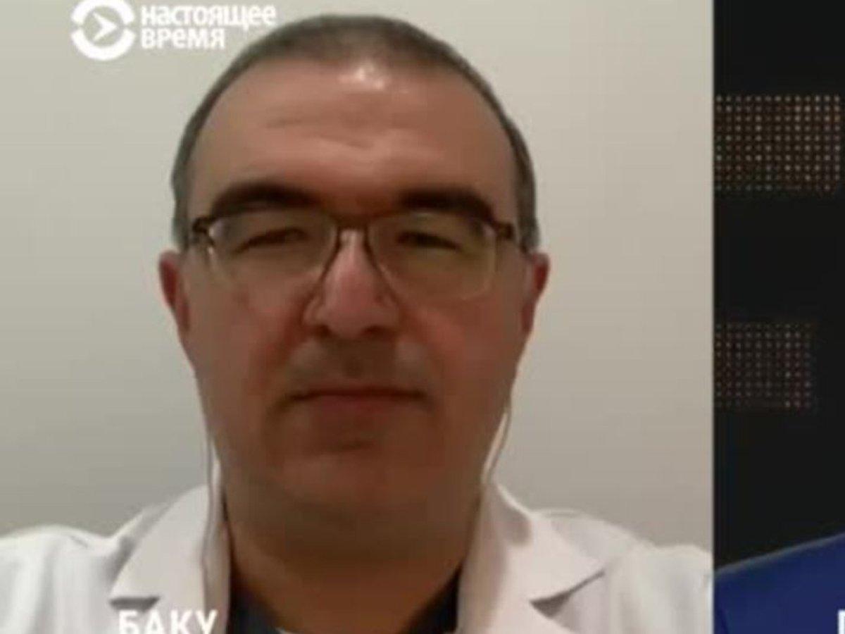 врач-токсиколог рассказал об отравлении Навального