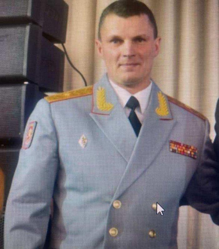 Генерал-майор Вячеслав Гладких погиб в Сирии