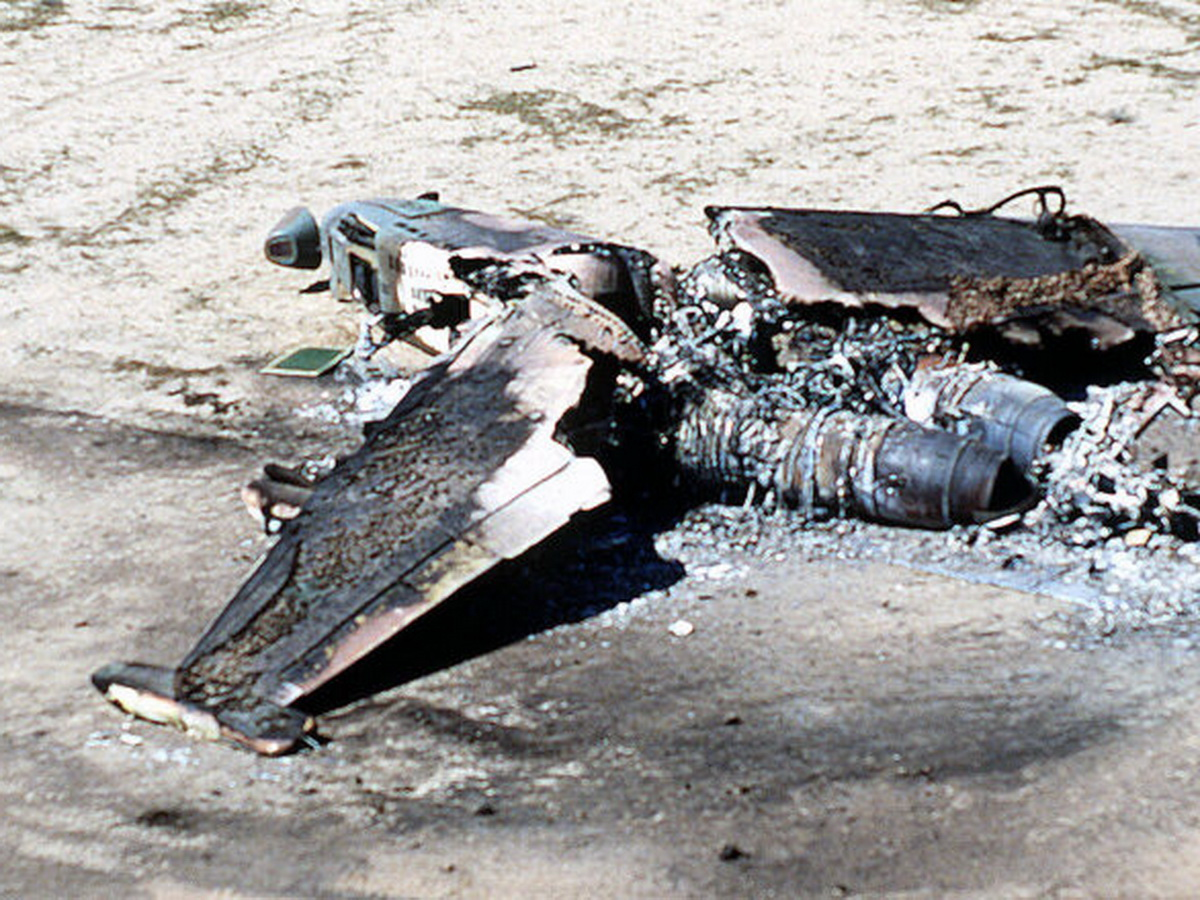 МИД Армении обнародовал личность летчика, сбитого F-16