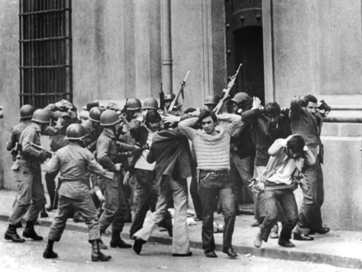 Прекращение проекта Киберсин: хроника военного переворота в Чили 1973 года