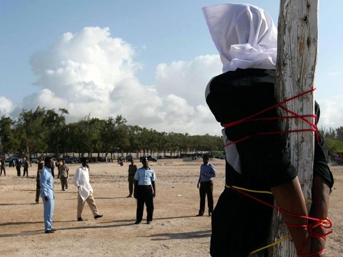 Страны, где еще есть смертная казнь