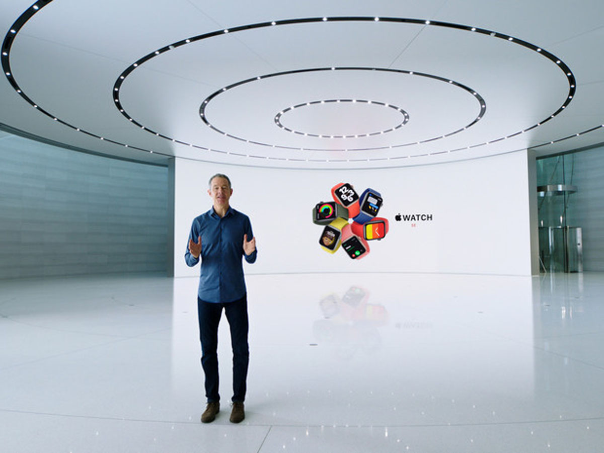Apple презентовала новые Apple Watch и iPad