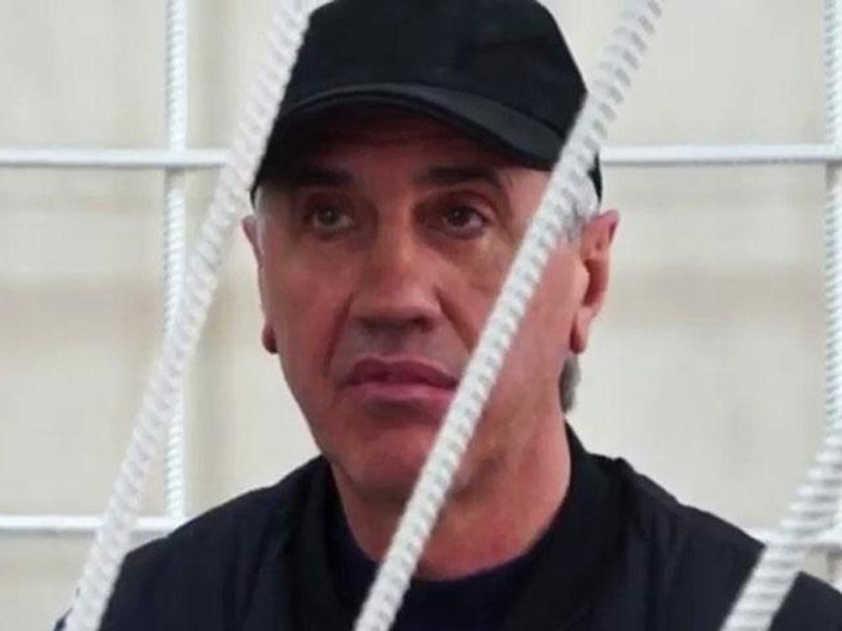 Арестованный депутат Быков