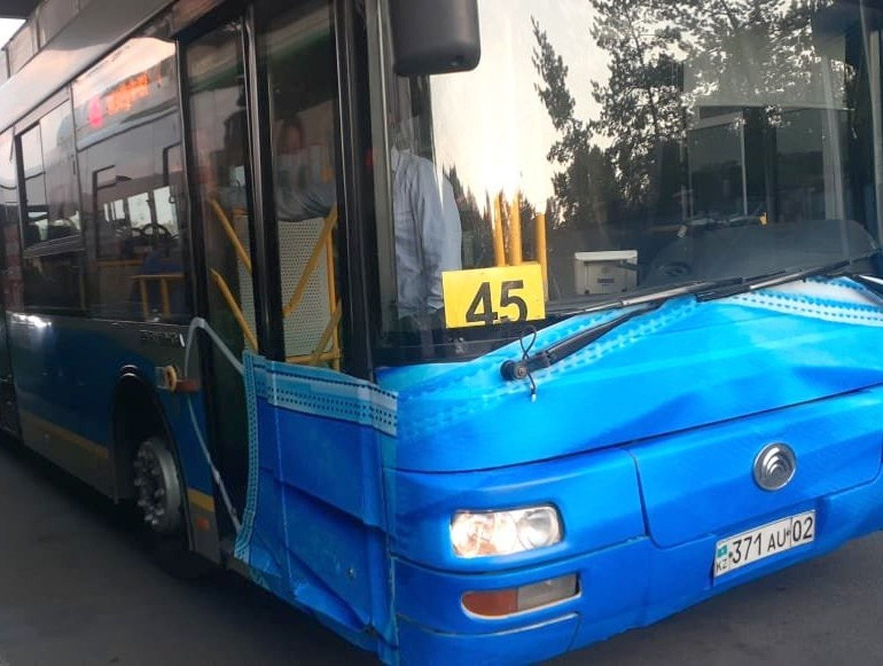 В Волгограде кондуктора жестоко избили за просьбу надеть маску
