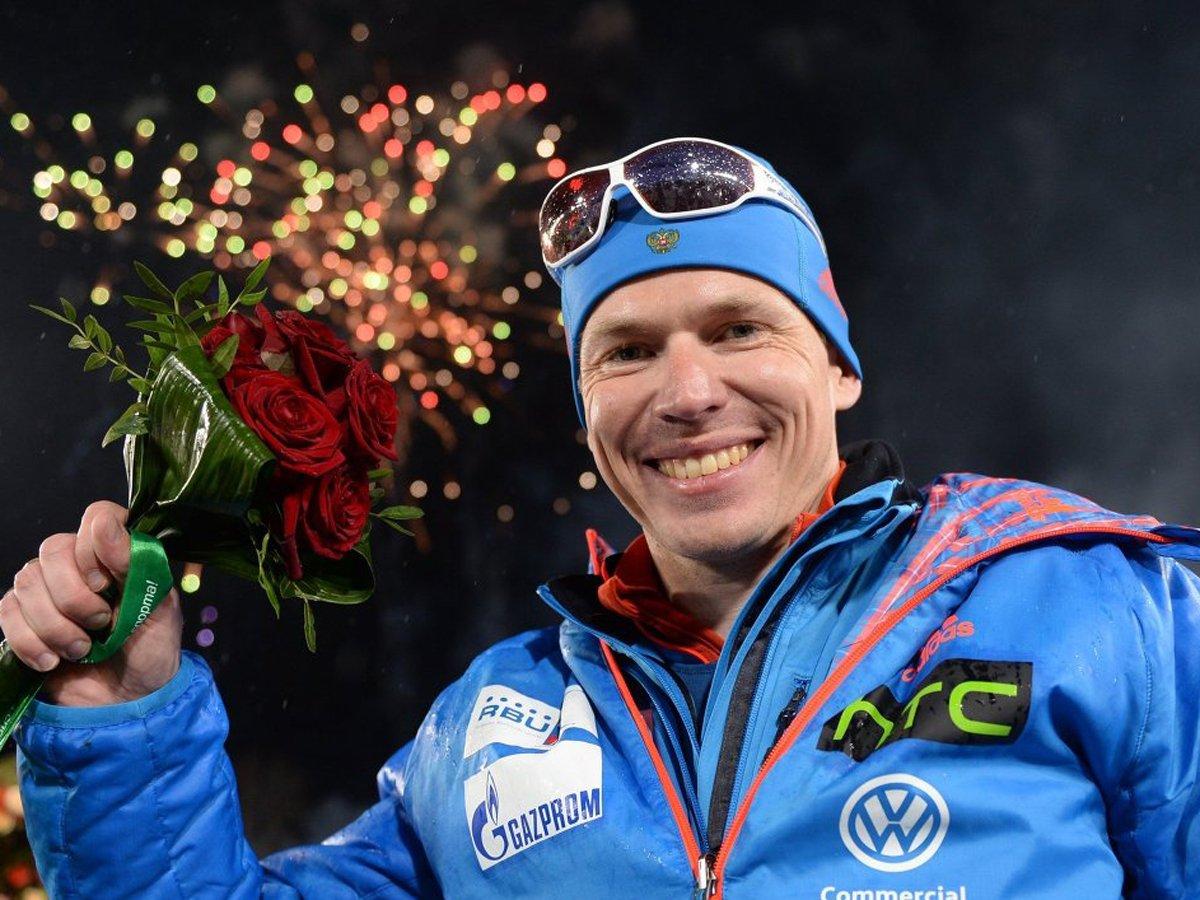Биатлонист Черезов приписал себя к олимпийцам
