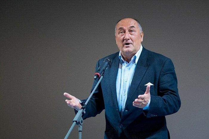 Борис Клюев умер в Москве