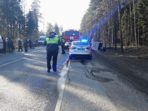 В ДТП в Хабаровском крае пострадали 45 человек