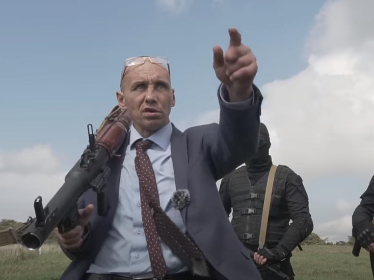 Депутат Наливкин