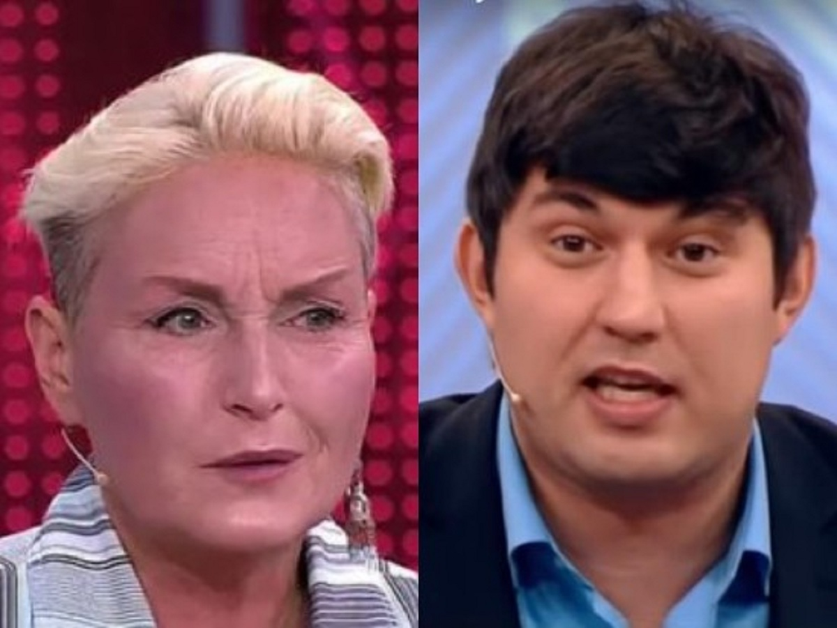 Федосеева-Шукшина отдает дочь замуж за сына Бари Алибасова