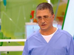 Доктор Мясников рассказал о 10 загадках коронавируса
