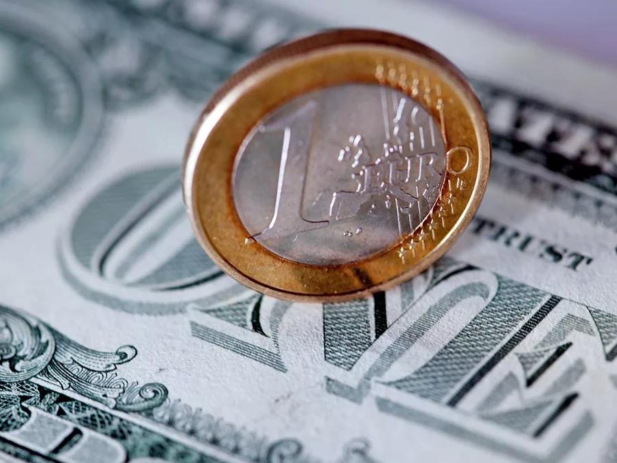 Курс доллара и курс евро