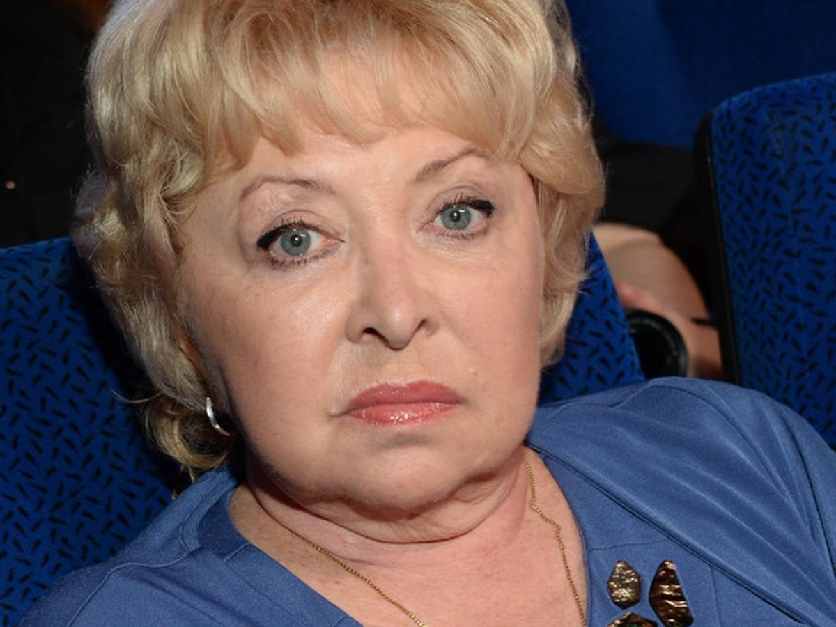 Экранная жена Бориса Клюева объяснила отсутствие на его похоронах