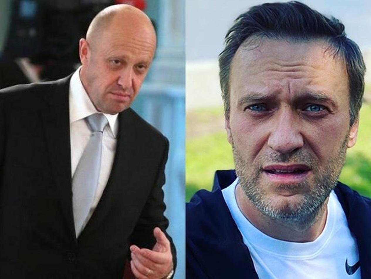 Пригожину вернули 1 млн рублей, отправленный на лечение Навального