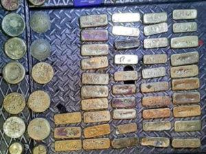 ФСБ машиниста контрабанда золота