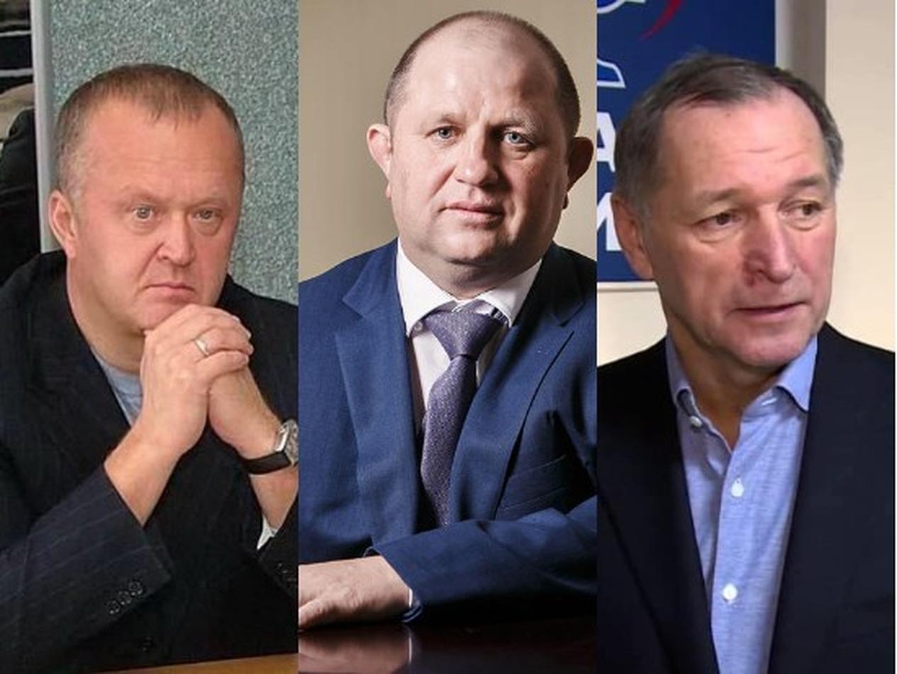Forbes опубликовал рейтинг самых богатых чиновников России
