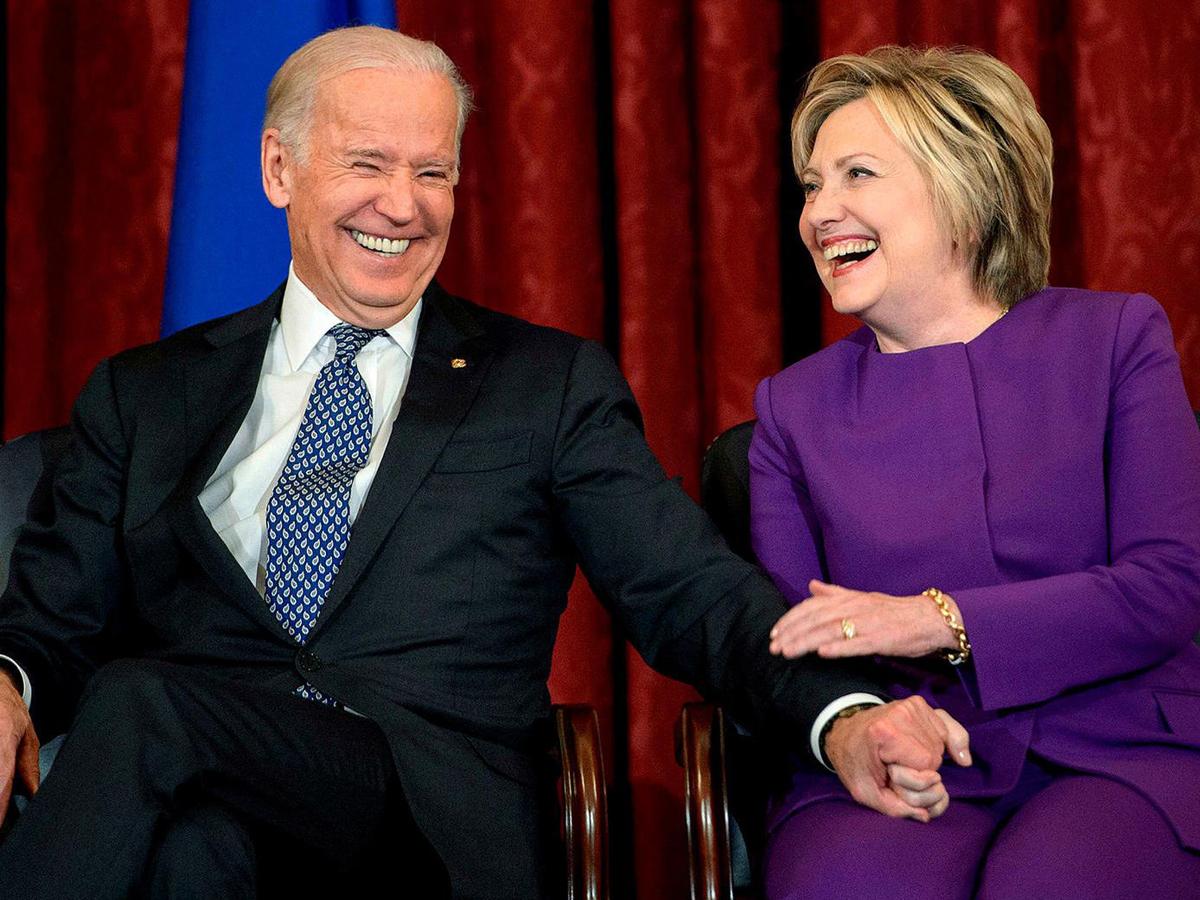 Хакеры ГРУ России, взломавшие почту Клинтон, нацелились на Джо Байдена