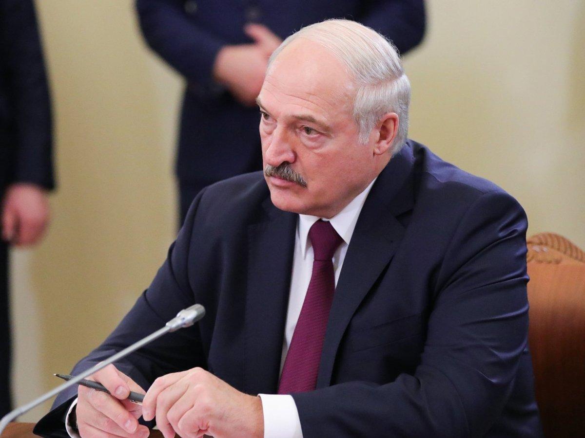 Кабмин ФРГ прокомментировал введение ЕС санкций против Лукашенко