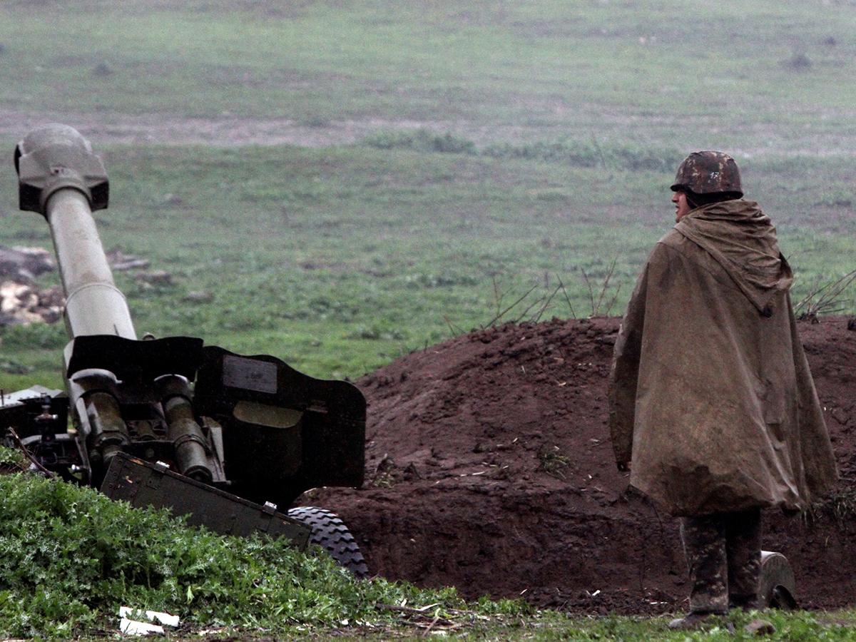 Конфликт между Азербайджаном и Арменией в Нагорном Карабахе