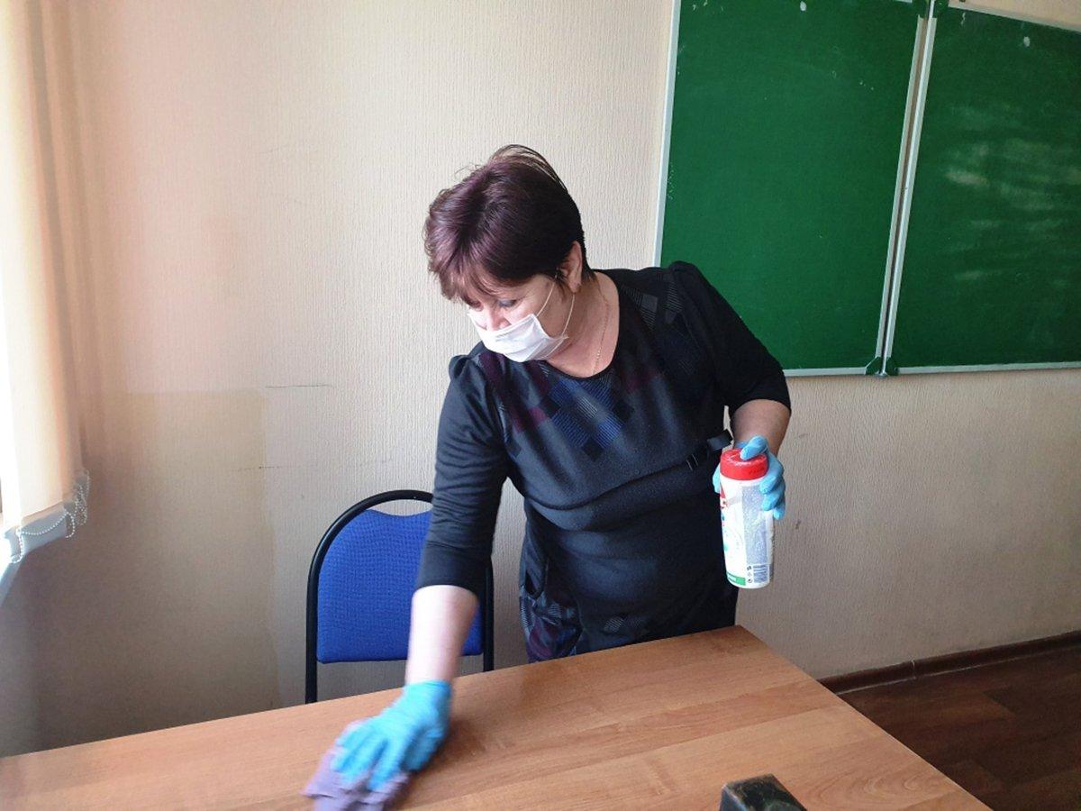 карантин в российских школах с 1 сентября