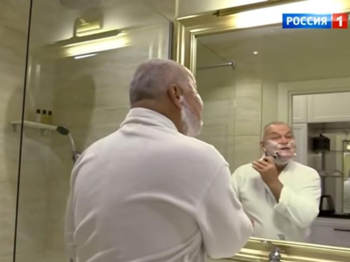 Дмитрий Киселев переночевал в номере Навального