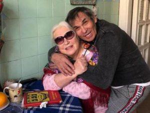 Лидия Федосеева-Шукшина и Бари Алибасов передумали разводиться