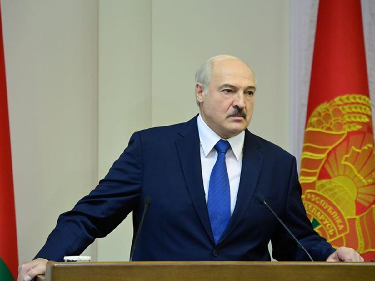 Лукашенко высказался о власти в стране