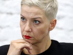 В Белоруссии пропала адвокат Марии Колесниковой