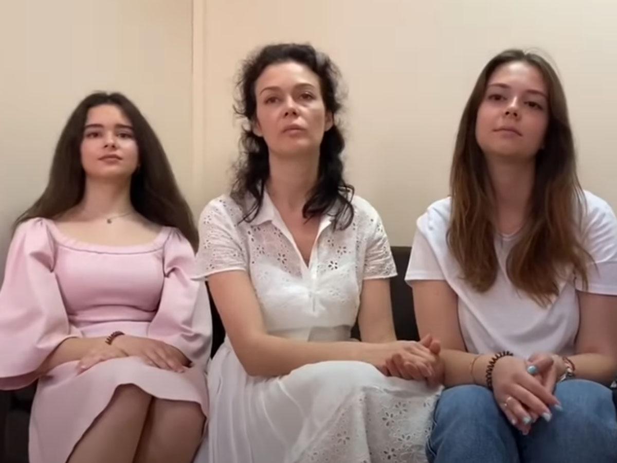 Марина Чайка раскрыла подробности развода с сыном экс-прокурора РФ