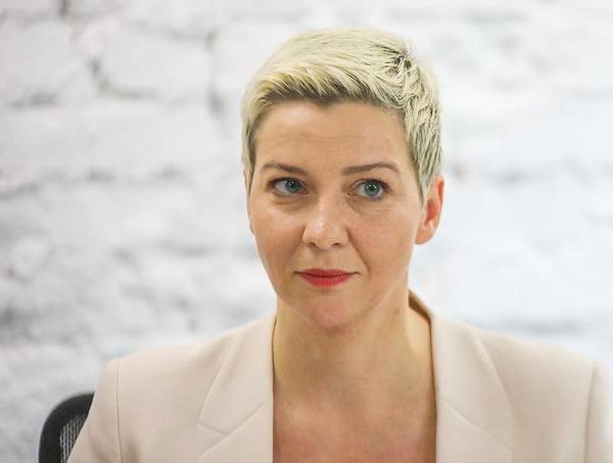 Марию Колесникову обвинили в призывах к подрыву нацбезопасности