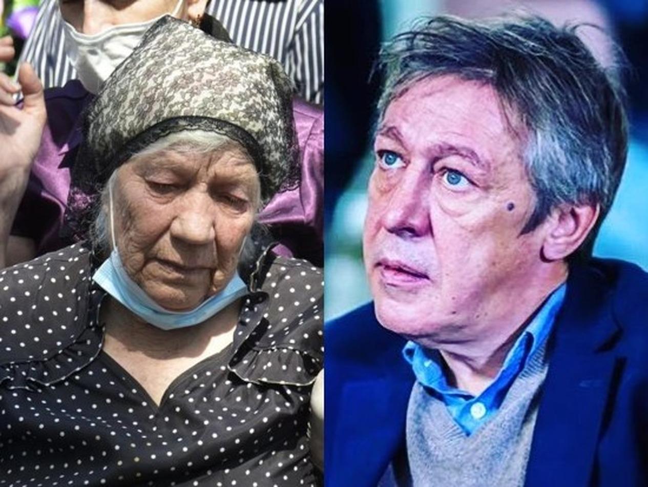 Мать погибшего Сергея Захарова простила Михаила Ефремова