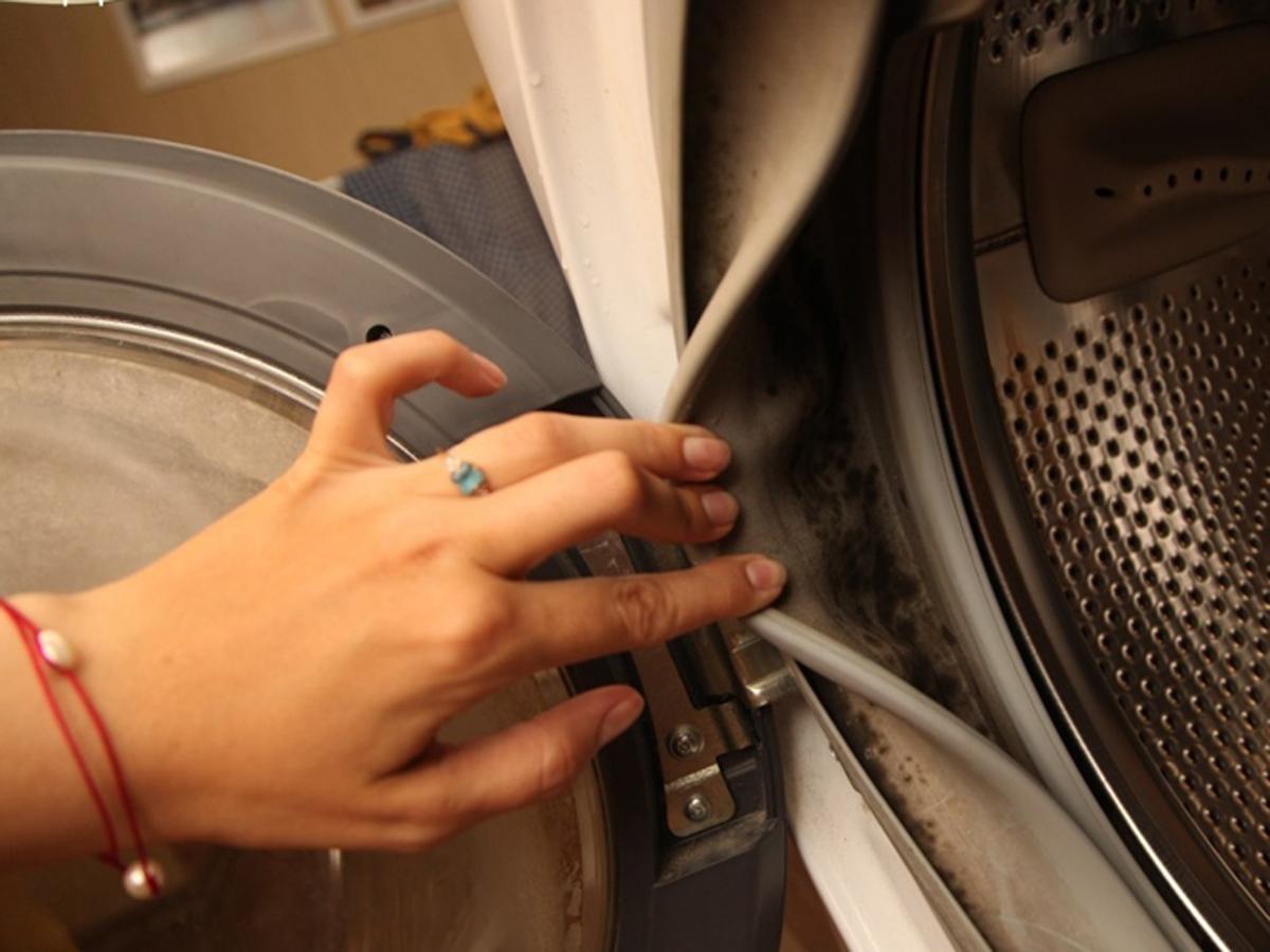 Москвичка дотронулась до стиральной машины и умерла