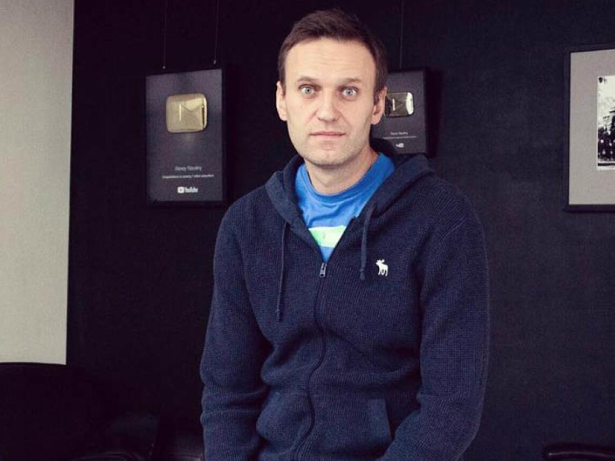 Анализы Навального