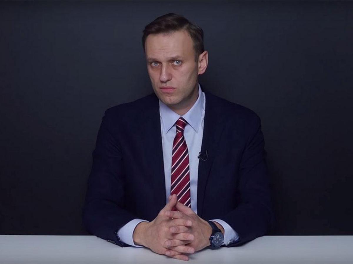 Навальный подтвердил встречу с Меркель