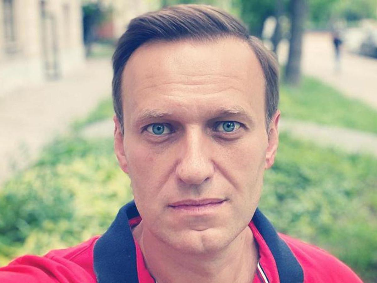 Германия засекретила анализы Алексея Навального