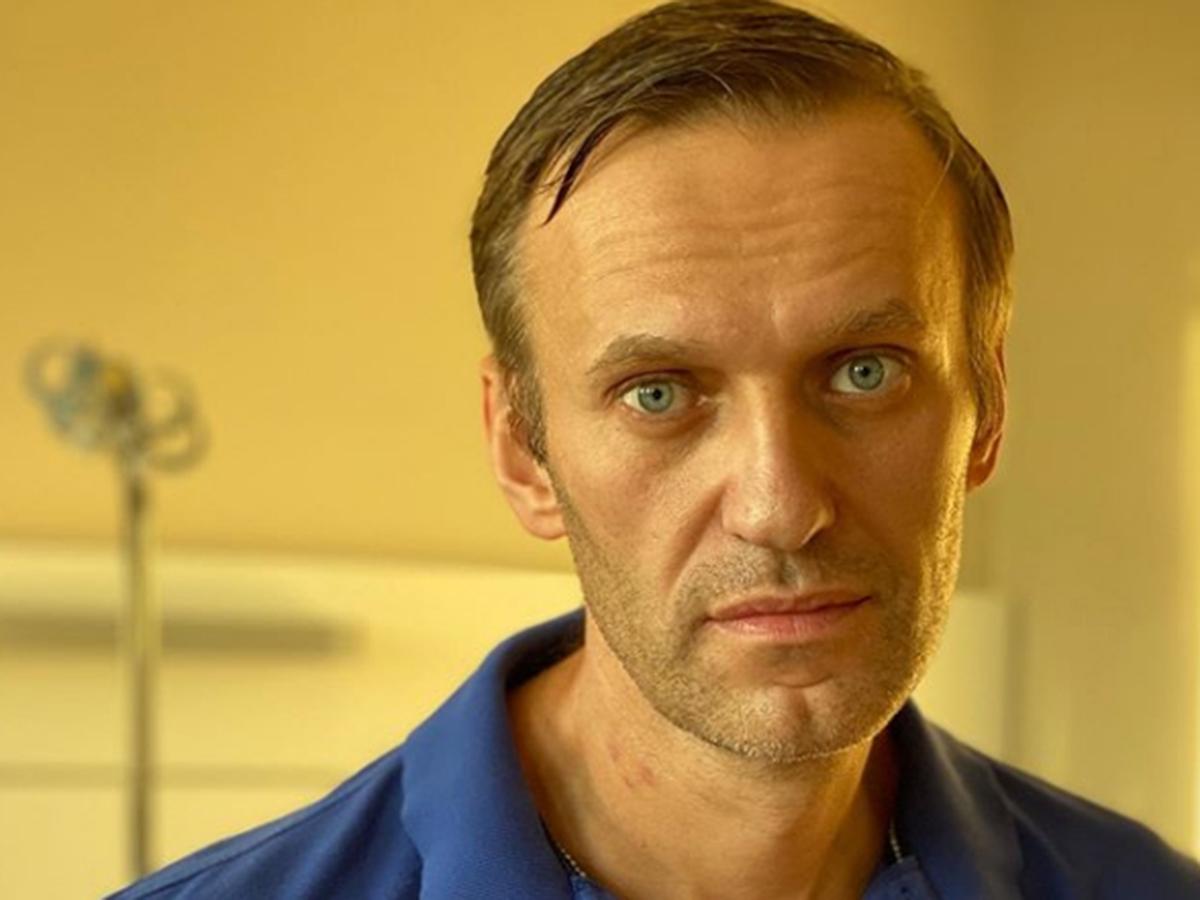 Алексей Навальный выписался из стационара Шарите
