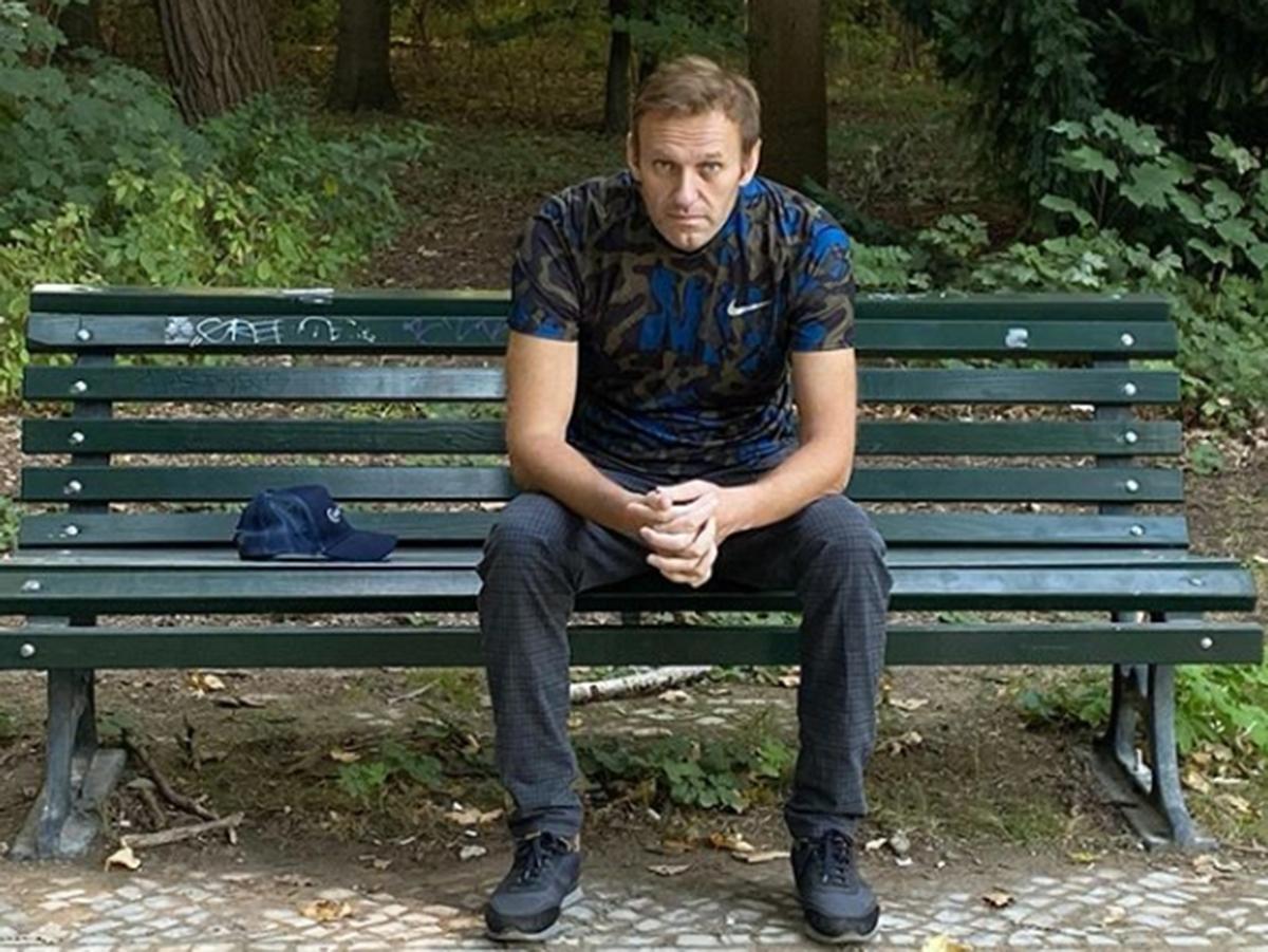 Алексей Навальный выписался из больницы