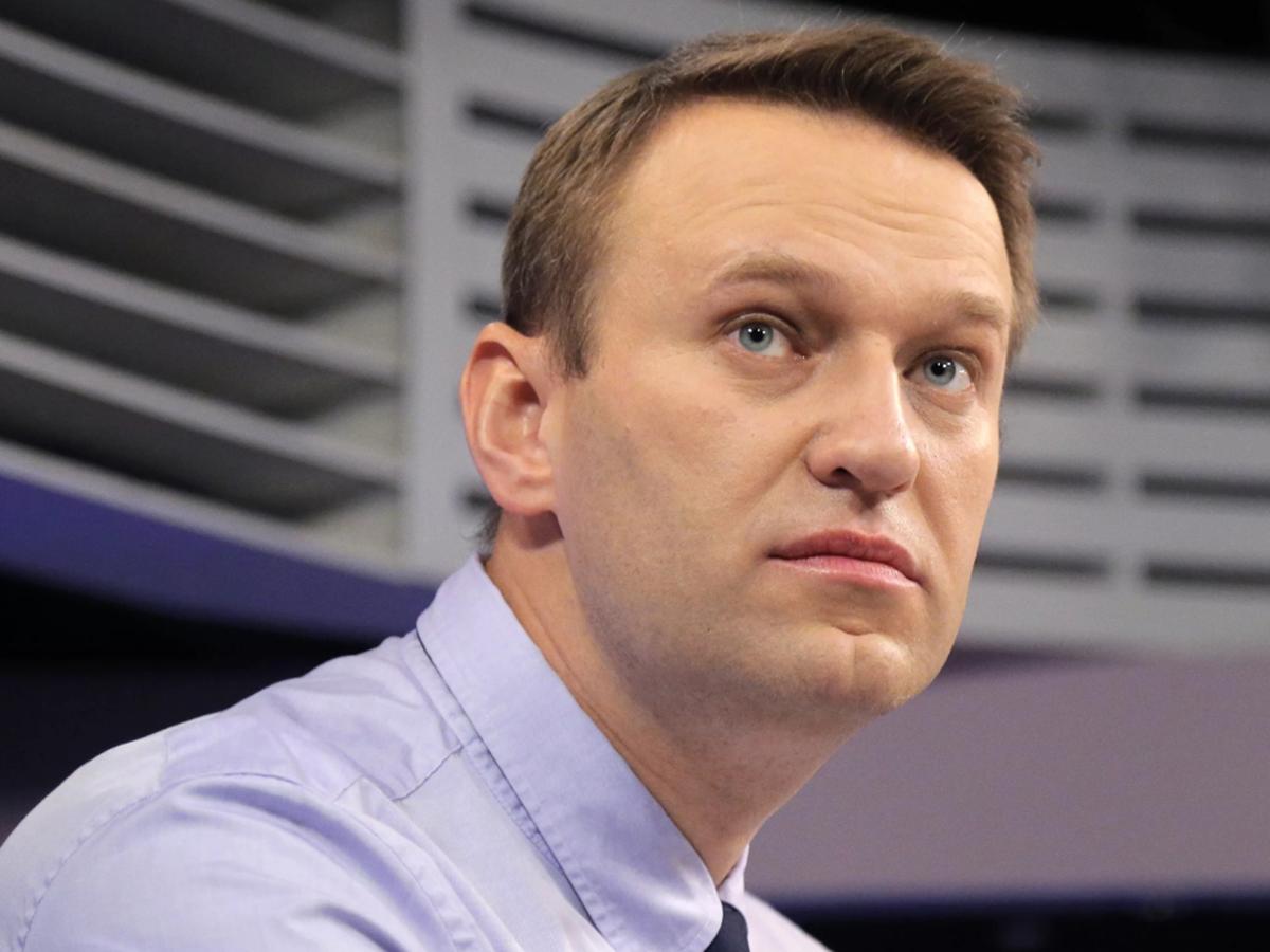 Навальный полностью восстановился после отравления