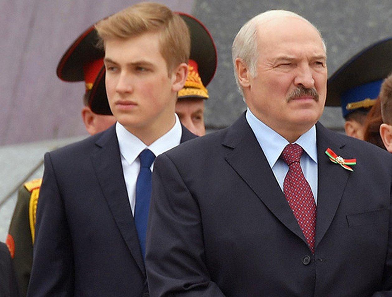 «Коленька в Москве»: инсайдер раскрыл местоположение сына Лукашенко