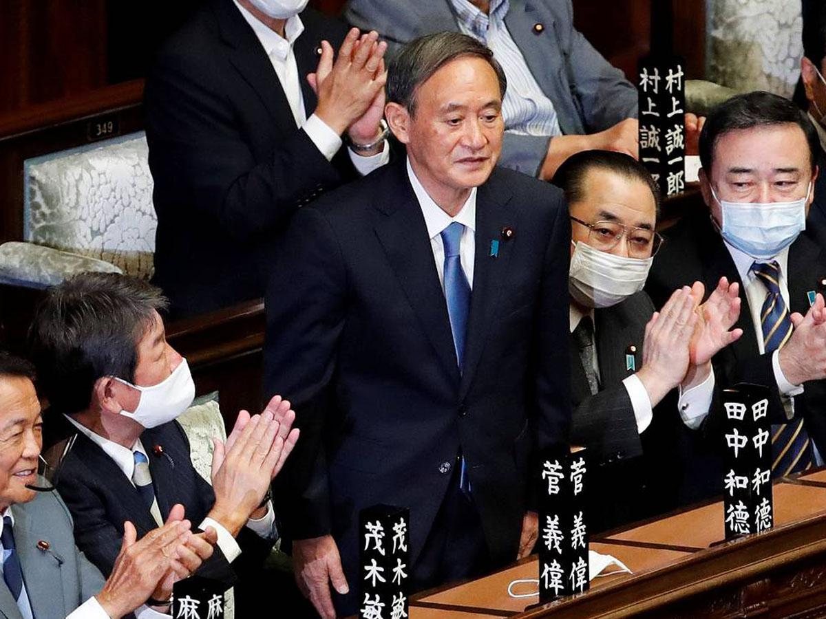 Новый премьер Японии рассказал, какими видит будущие отношения с Россией