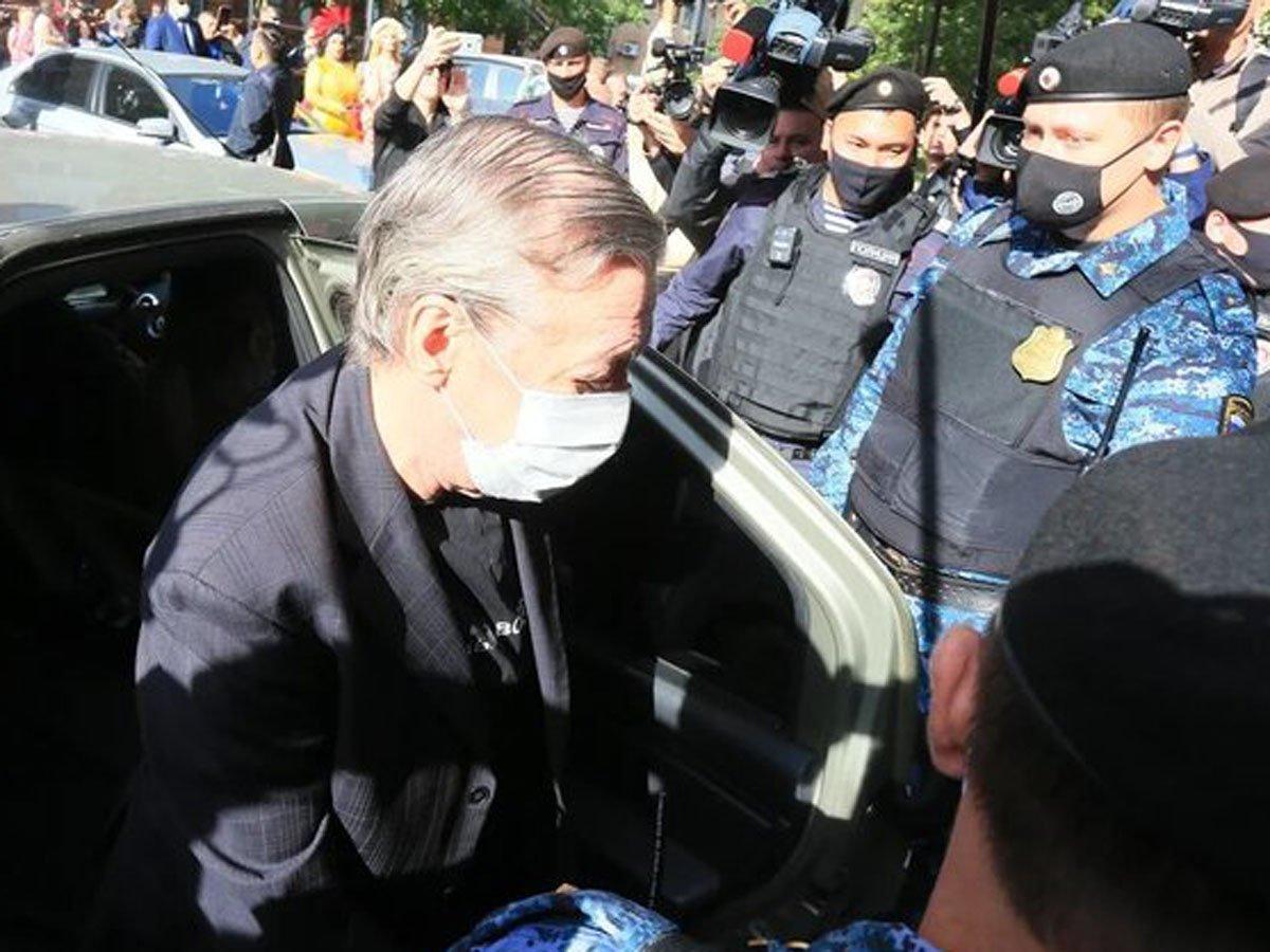 Обвинение запросило для Ефремова 11 лет колонии общего режима
