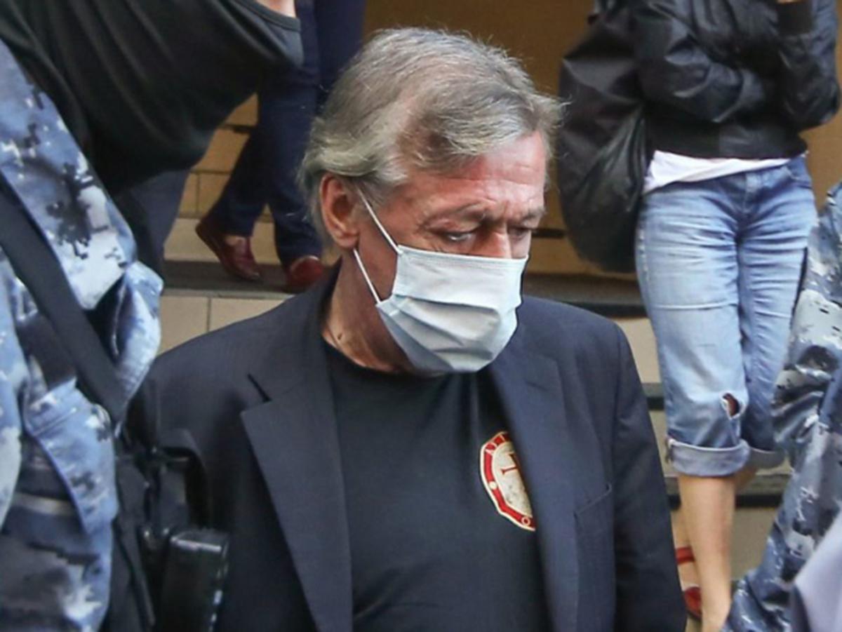 Оглашение приговора Михаилу Ефремову