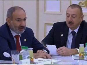 Пашинян и Алиев обменялись обвинениями
