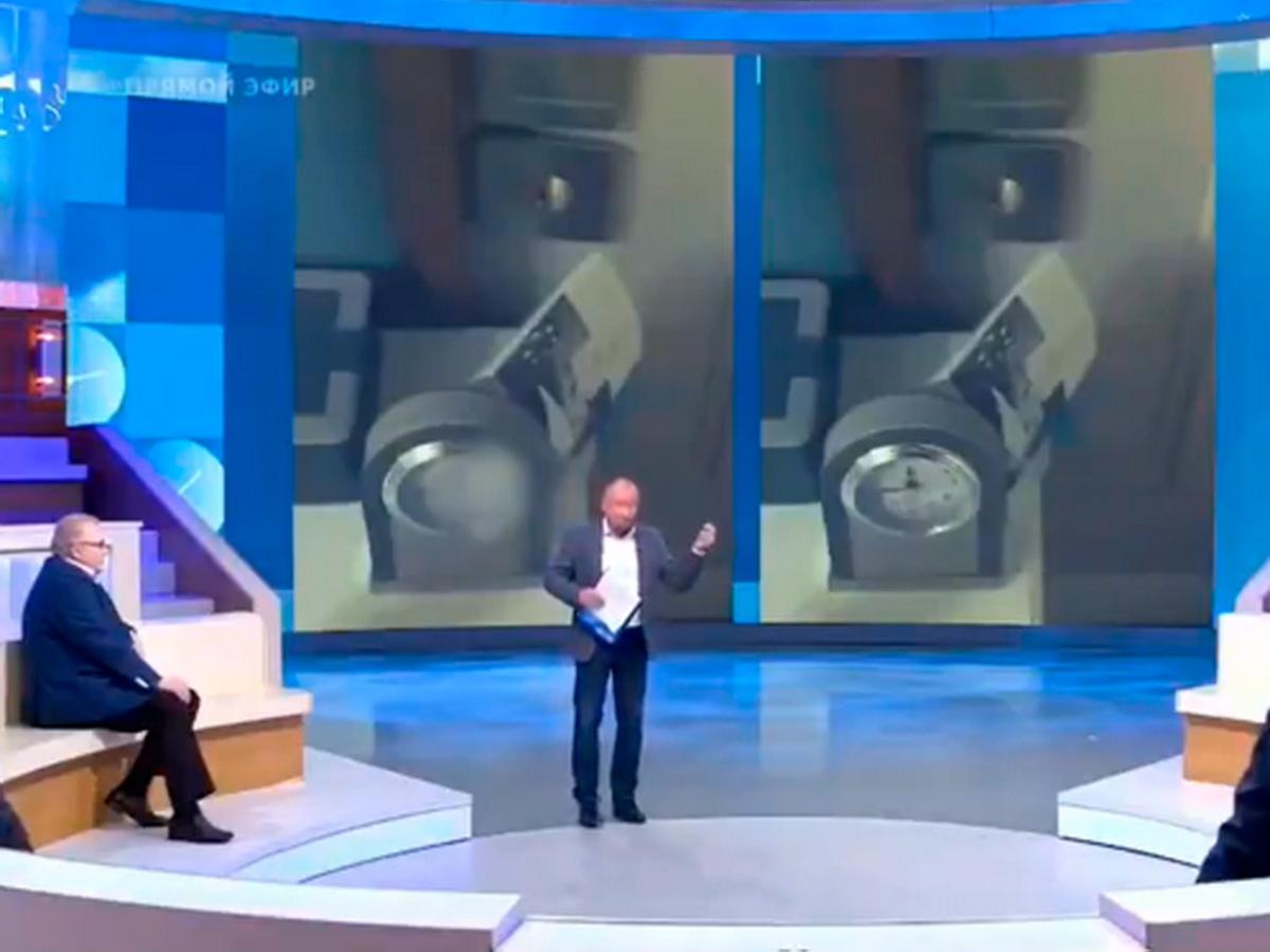 Шейнин извинился за видео о Навальном