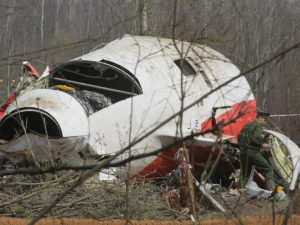 Польша Ту-154 арест диспетчеров