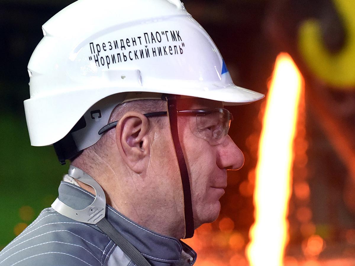 Потанин Норникель