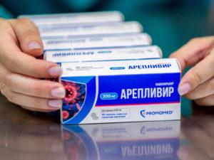 Российский разработчик объяснил высокую стоимость препарата от COVID-19