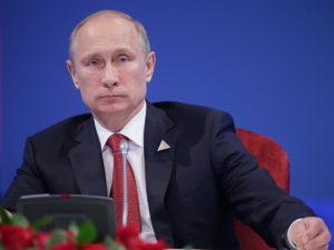 Le Monde: Путин предположил, что Навальный сам принял «Новичок»