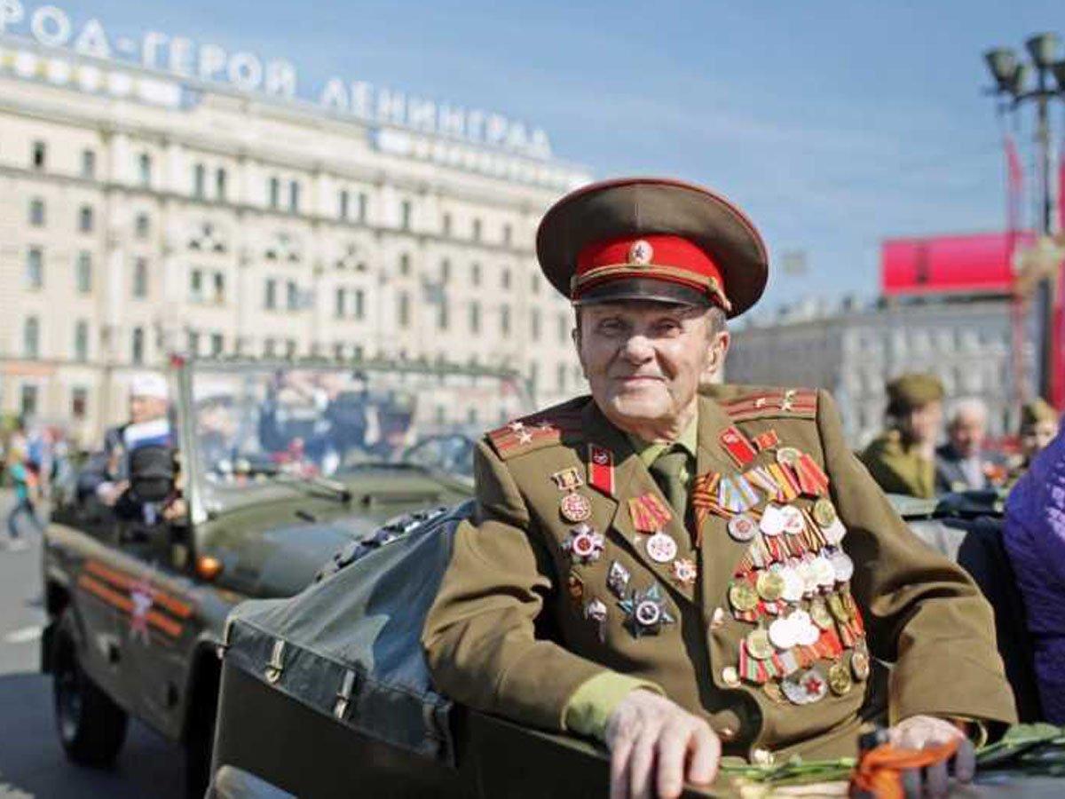 Россияне получат выплаты в честь 75-летия Победы